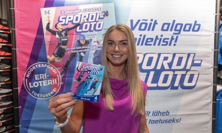 Tänasest on üle Eesti müügil kauaoodatud Spordiloto