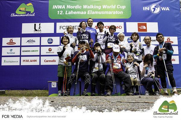 Esimene INWA maailmakarikaetapp kepikõnnis - tehtud