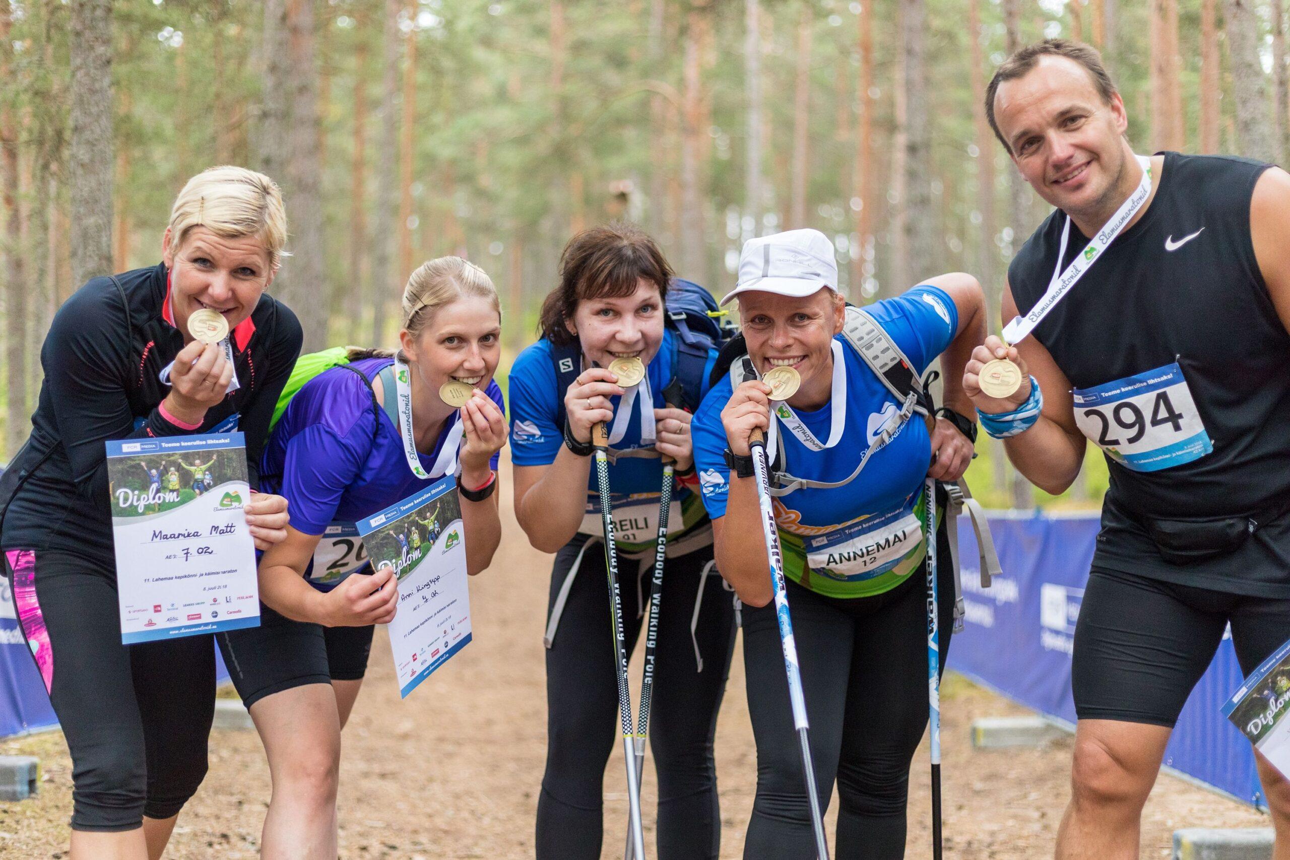 Eesti vanim käimismaraton toimub juba 13. korda Lahemaal